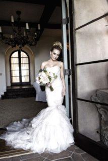 Abito da sposa a sirena? Ai vip piace: 10 modelli da star