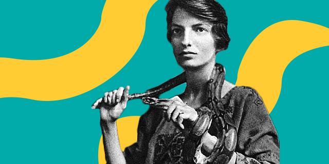 Joan Beauchamp Procter, la bambina che portò a scuola il suo coccodrillo domestico