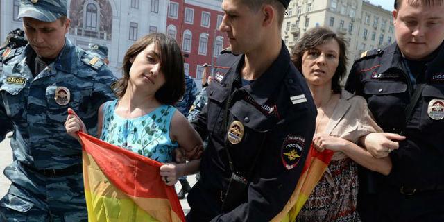 Cosa rischiano le persone LGBT nella Russia dei Mondiali 2018