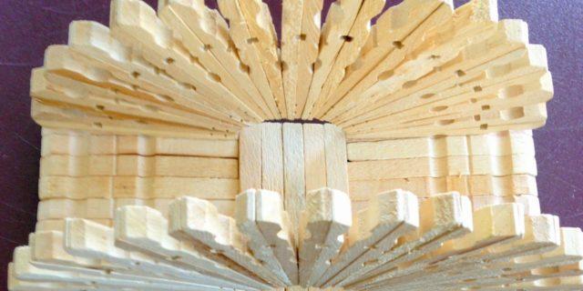portatovaglioli fai da te in legno