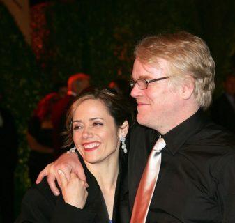La moglie di Seymour Hoffman: ho amato un uomo meraviglioso ma tossico