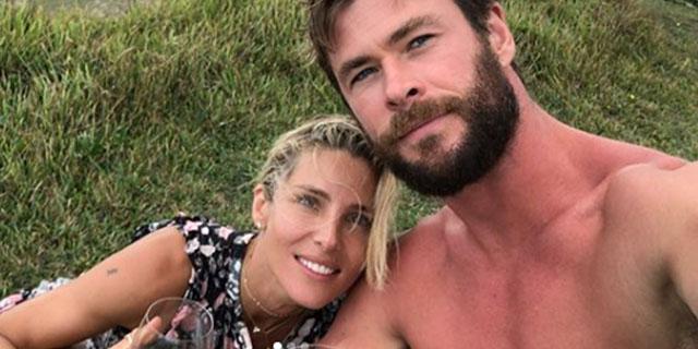 """Elsa Pataky, essere la moglie del dio Thor: """"Chris Hemsworth non mi ha mai deluso"""""""