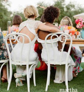 La potente storia d'amore tra Lauren Morelli e Samira Wiley nata sul set di OITNB