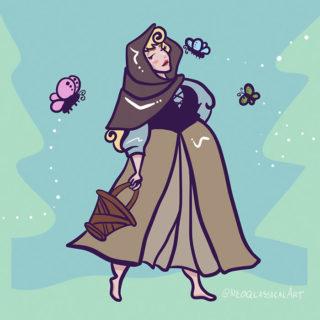 Come sarebbero le principesse Disney se più che curvy fossero proprio plus size