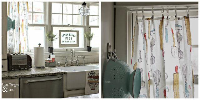 Tende da cucina fai da te: 3 bellissime idee - Roba da Donne