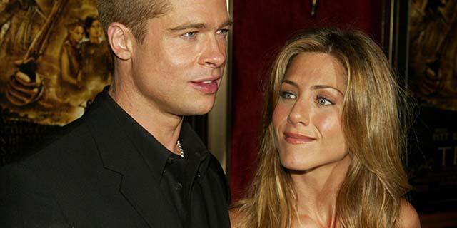 20 prove che Brad Pitt è un camaleonte che assomiglia alle sue fidanzate