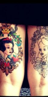 I 18 tatuaggi Disney più belli a cui ispirarsi