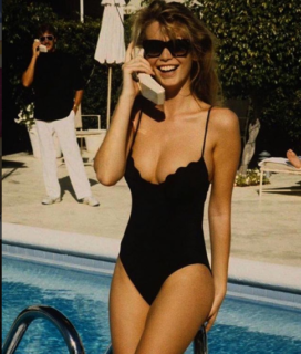 I primi 51 anni di Claudia Schiffer, l'icona delle top model