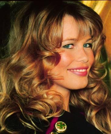 I primi 50 anni di Claudia Schiffer, l'icona delle top model