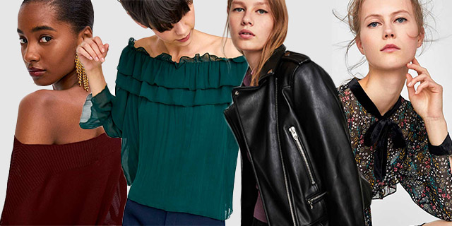 Zara autunno/inverno 2018/19: la nuova collezione tra asimmetrie e animalier