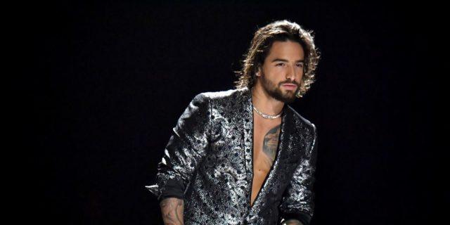 Chi è Maluma, l'angelo vestito d'argento apparso agli MTV VMA 2018