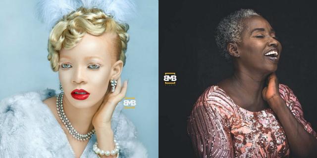 La bellezza mozzafiato e senza stereotipi delle persone africane