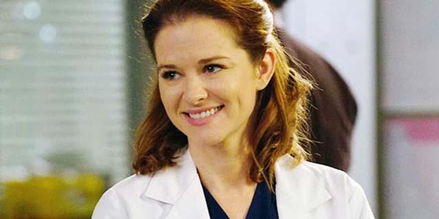 "Sarah Drew: ""Cos'ho provato quando sono stata licenziata da Grey's Anatomy"""