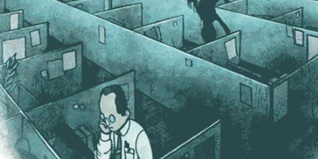 20 storie dell'orrore in immagini animate da non guardare la notte da soli