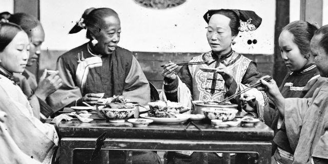 L'antico segreto della Cina e dei cinesi neri via via quasi scomparsi