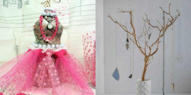 Porta collane fai da te 4 idee originali roba da donne for Fai da te creazioni