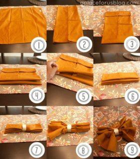 Come piegare perfettamente i vestiti (e altre cose)