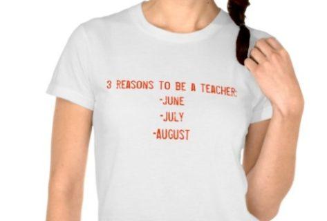 Cose che solo chi fa l'insegnante può capire