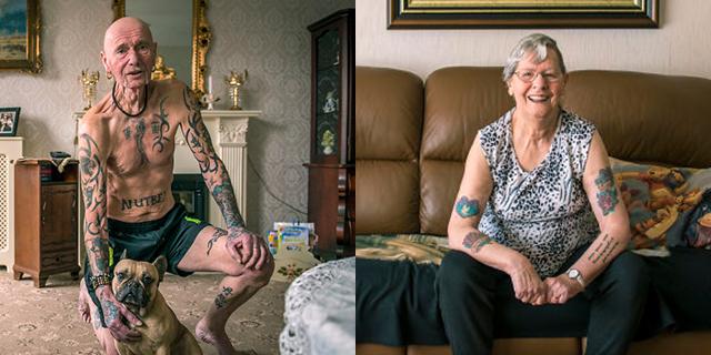 Tatuaggi? Non è mai troppo tardi: 11 immagini che lo dimostrano