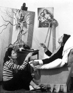 "Gala Éluard Dalí, ""pura forza sessuale"""