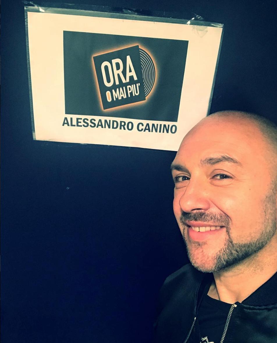 """Alessandro Canino, il ragazzo che cantava """"Brutta"""" è diventato grande"""