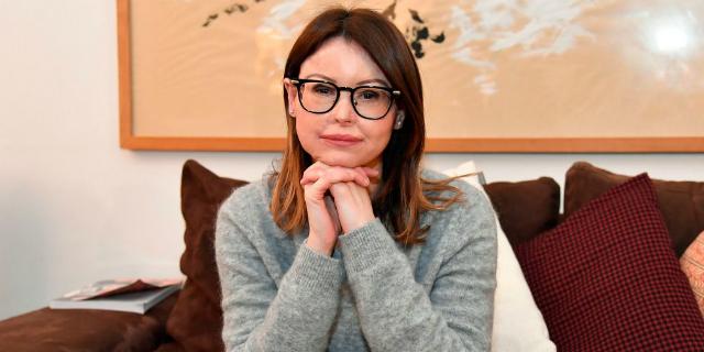 Lucia Annibali, la donna cui hanno rubato il volto non l'anima