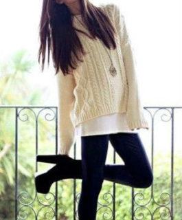 Il ritorno del maxi pull: i consigli per indossarlo al top