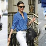 Outfit jeans: tendenze moda e come abbinare gonne, camicie e jeans