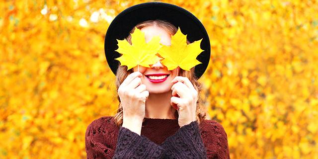 Come L Autunno Può Insegnarci A Essere Felici Roba Da Donne