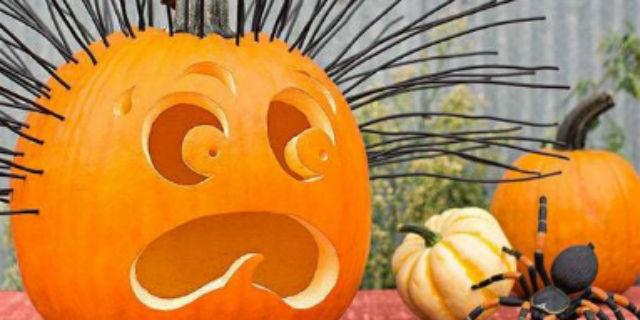 Come Fare Zucca Di Halloween Video.Le 14 Zucche Di Halloween Piu Fantasiose Mai Viste Roba Da Donne