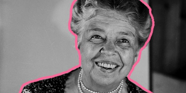 """Eleanor Roosevelt, il """"brutto anatroccolo"""" cui ogni donna dovrebbe assomigliare"""