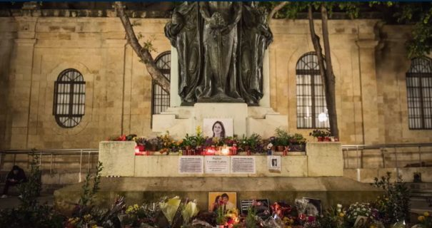 Daphne Caruana Galizia: perché una donna sceglie di rischiare la vita invece di fermarsi