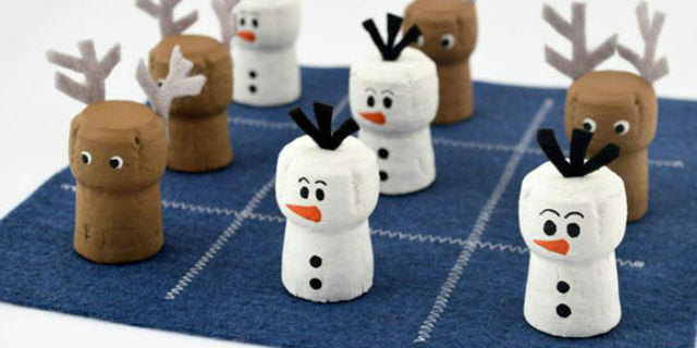 Lavoretti Di Natale Tappi Sughero.Lavoretti Di Natale Fai Da Te 11 Idee Per Bambini E Adulti Roba