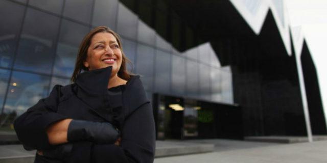 """Zaha Hadid, quella """"brava... per essere una donna"""""""