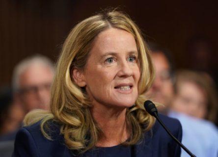 Christine Blasey Ford: le donne vittima di violenza sono vittime non deboli