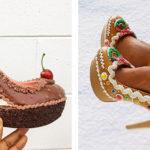 27 scarpe che vi faranno venire l'acquolina in bocca