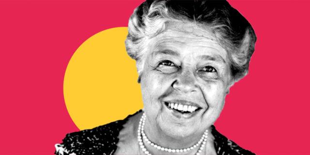 """""""Nessuno può farti sentire inferiore senza il tuo consenso"""": le parole di Eleanor Roosevelt"""