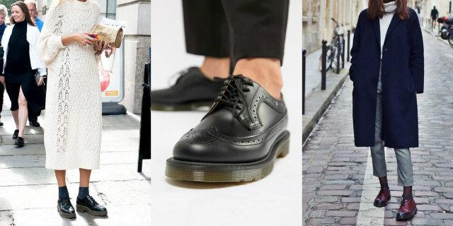 finest selection 25b56 84c54 Inglesine: abbinamenti e modelli delle scarpe