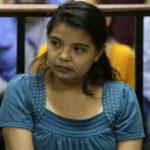 Imelda Cortez che rischia 20 anni dopo aver partorito il figlio del suo stupratore
