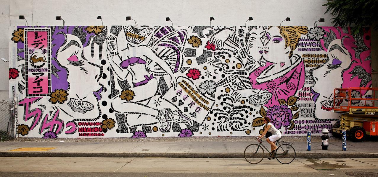 L'arte di strada è donna: 14 street artist da seguire