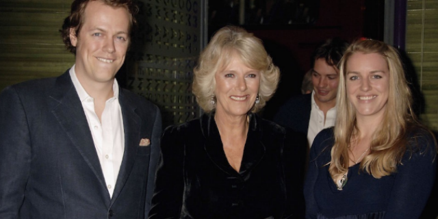Chi sono i figli (discreti) di Camilla Parker Bowles: la famiglia reale allargata