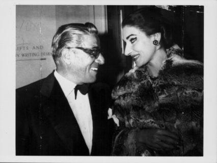Quel brutto amore di Maria Callas per colui che la trasformò in un 'animale domestico'