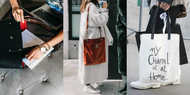 Tote bag, l'accessorio di culto che torna a dominare le tendenze