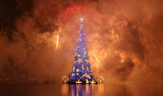 I 13 alberi di Natale più strani e divertenti