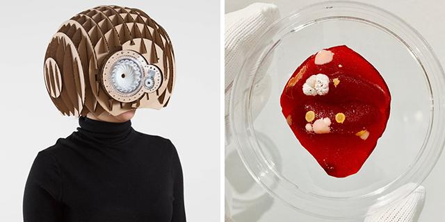L'arte di Ani Liu, che controlla lo sperma con la mente e i baci del futuro