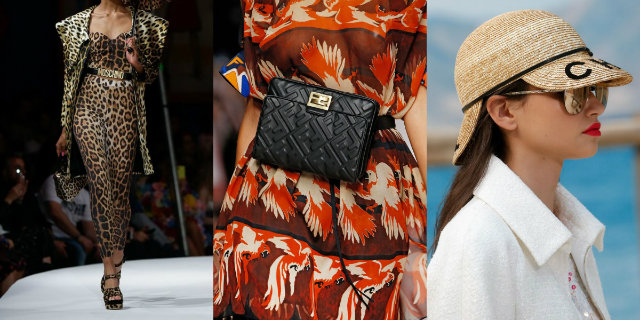 8 tendenze moda per la prossima primavera/estate 2019