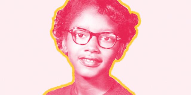 Per rispetto di Claudette Colvin, che a 15 anni ci insegnò la dignità
