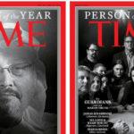 """Chi sono i """"guardiani della verità"""" scelti da Time come persone dell'anno"""