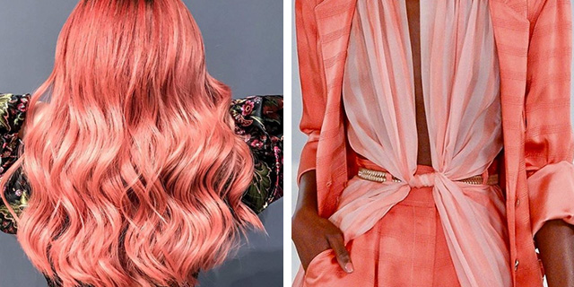 Living coral: 4 modi super power per declinare il colore pantone dell'anno 2019