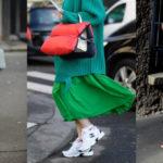 """Chunky sneakers: le scarpe brutte ma """"cool"""": abbinamenti e tendenze"""